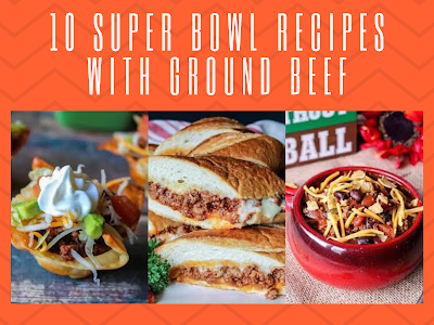 10 Super Bowl Recipes With Ground Beef