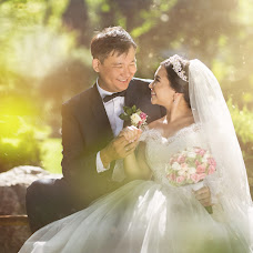 Wedding photographer Aleksandra Nenasheva (studioDARYA). Photo of 15.10.2018