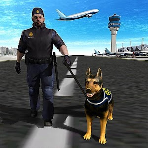 Airport Police Dog Criminals for PC and MAC