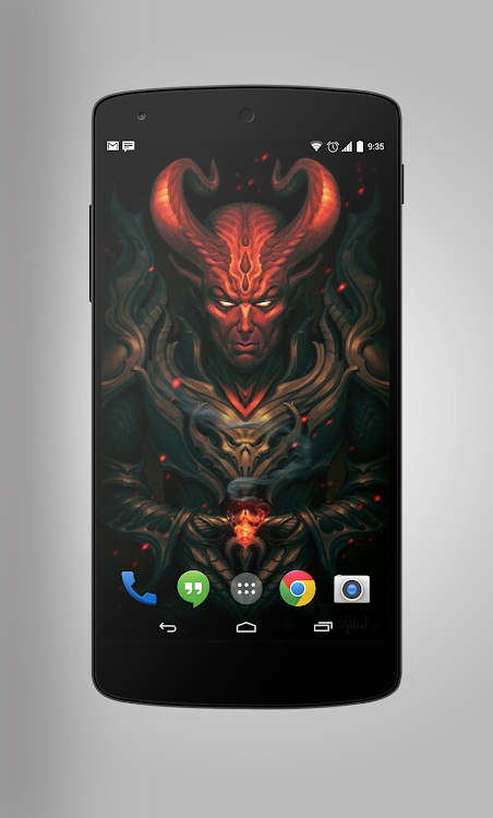 Satanic Wallpaper Hd Android Aplicaciones Appagg