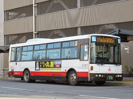 北海道拓殖バス ・151