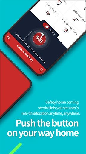 Smart Emergency Alarm - User screenshot 4