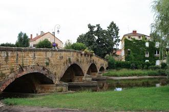 Photo: J19 : Charlieu - pont sur le Sornin