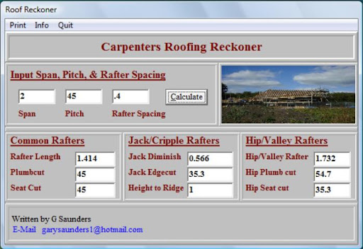 Download Roofing Ready Reckoner Ver 3 on PC & Mac with AppKiwi APK