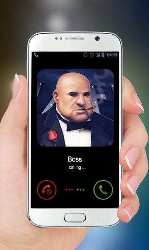 Fake Call Simulator : Prank
