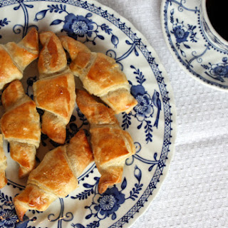 Easy Chocolate Croissants