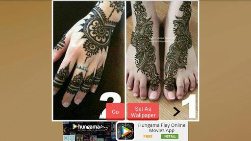 Latest Mehndi Designs 2017 1.0 screenshots 10