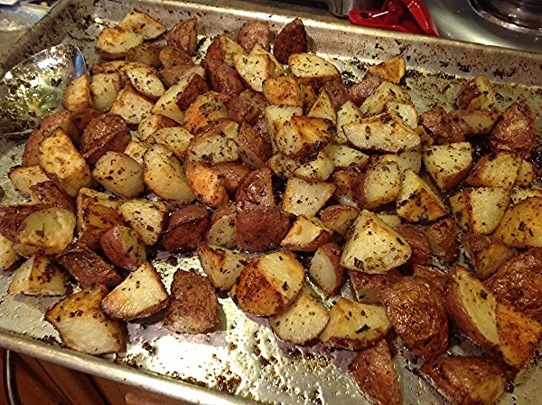 Roasted Red Skin Potatoes Recipe