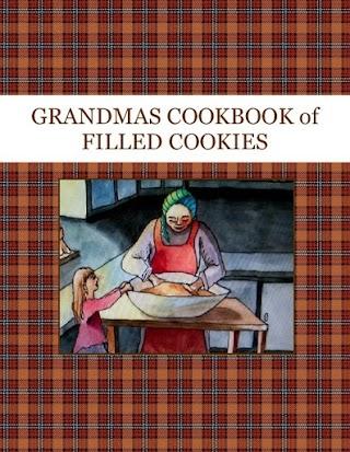 GRANDMAS COOKBOOK of FILLED COOKIES