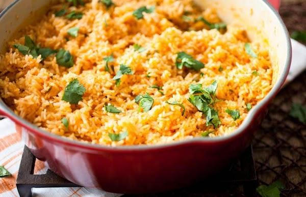 Matt's Mexican Rice(fishing Trip) Recipe
