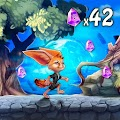 Fin & Ancient Mystery: platformer adventure APK