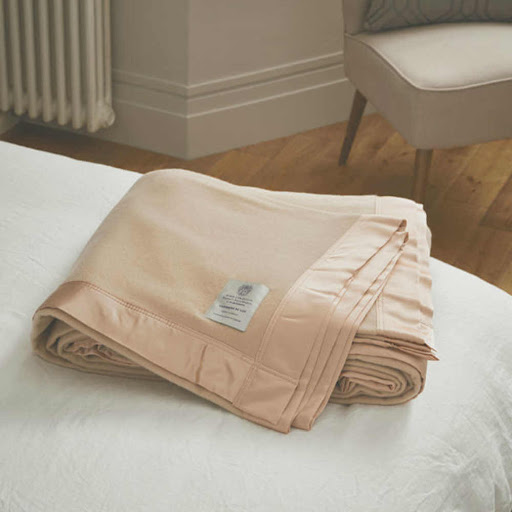John Atkinson Cashmere Blanket