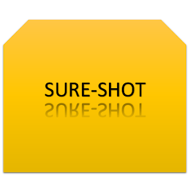SURE-SHOT(Solved important questions x, xi, xii)