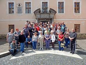 Rákóczi kastély, mely most művészeti iskolaként működik.