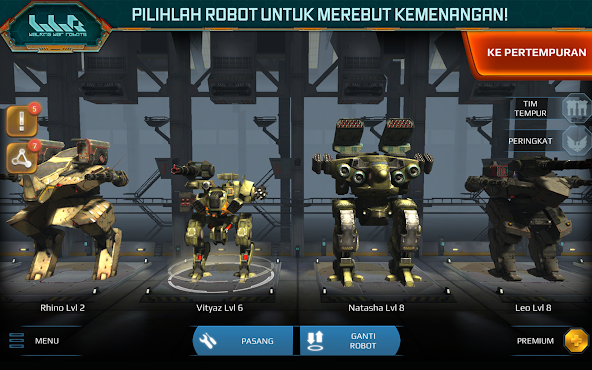 Walking War Robots v1.2.3