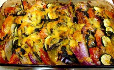 ROASTED VEGETABLE MEDLEY Recipe