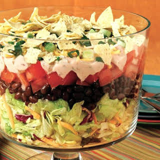 Make-Ahead Mexican Salad.