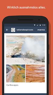 Tumblr – Miniaturansicht des Screenshots