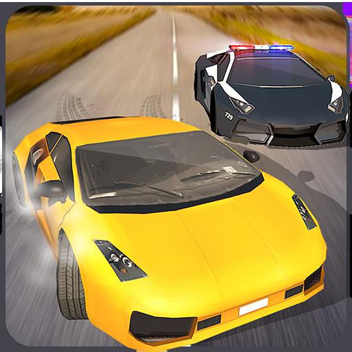 Highway Police Vs Auto Theft 賽車遊戲 App LOGO-APP開箱王