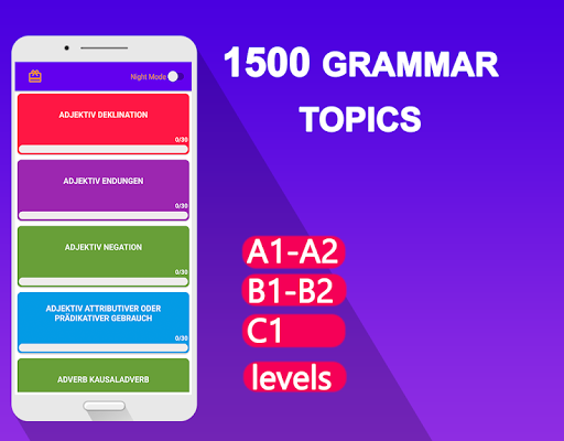 Download German Complete Grammar on PC & Mac with AppKiwi APK Downloader