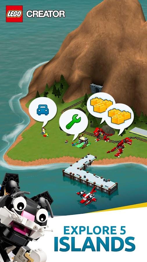 lego creator island how to play