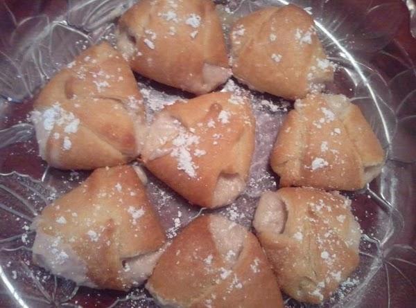 Bake for 11 minutes or until golden brown.