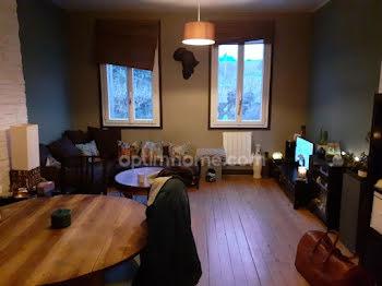 appartement à Lillebonne (76)
