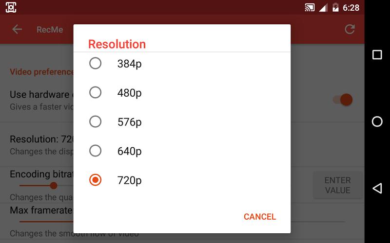 RecMe Screen Recorder Screenshot 10