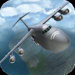 War Plane Flight Simulator Icon