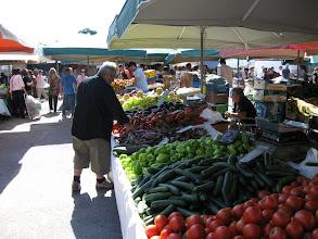 Photo: Lavrion Thursday Market