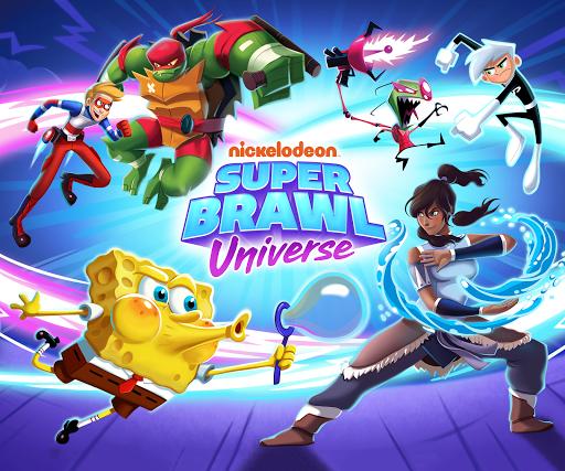Super Brawl Universe poster