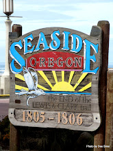 Photo: (Year 2) Day 347 - Lovely Seaside Sign