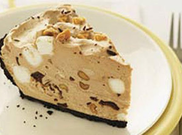 Rocky Road No-bake Cheesecake Recipe