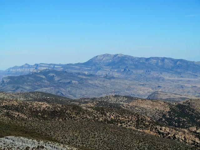 Swasey Peak, Utah
