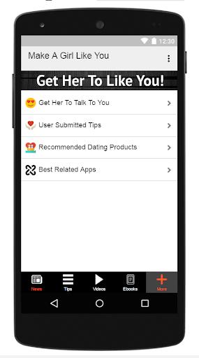 How To Make A Girl Like You 1.2 screenshots 3