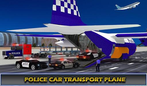 玩免費模擬APP 下載飛行機警察トランスポーター app不用錢 硬是要APP