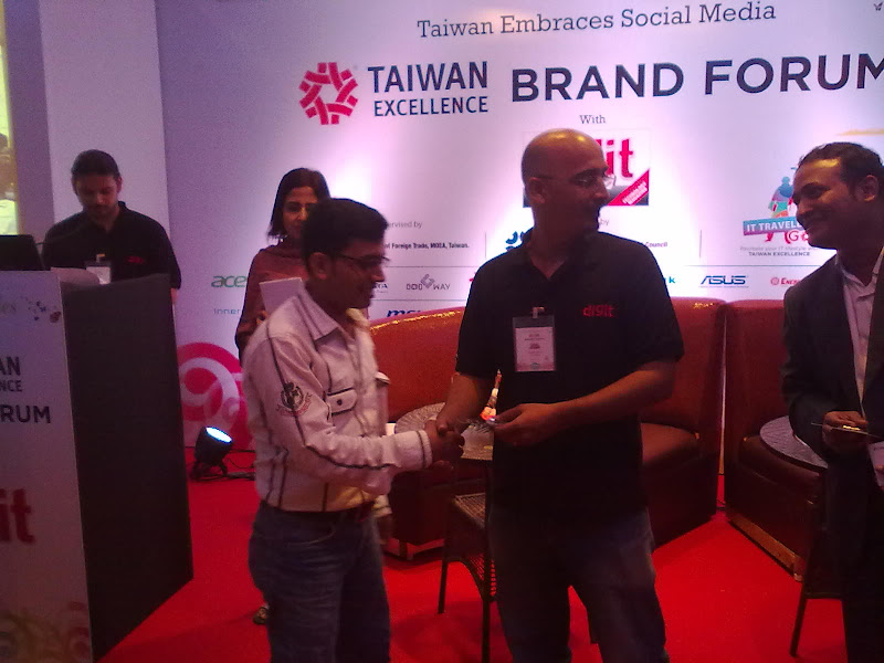 Photo: Got Prize by Director of Digit Magzin @ Ygi midtown