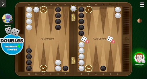 Backgammon Online - Board Game 86.1.0 screenshots 2