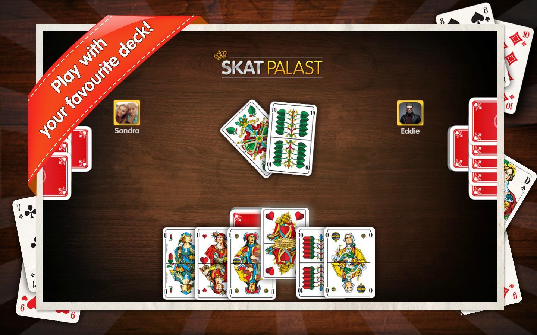 Skat Online App
