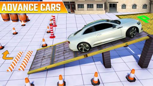 Voiture Parking Classique: Conduite Voiture Jeux  captures d'écran 2