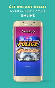 Chicago Police Scanner Radio- screenshot thumbnail