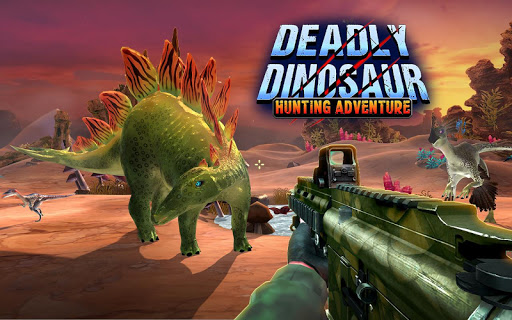Deadly Dinosaurs Hunting Adventure 2020 1.7 screenshots 9