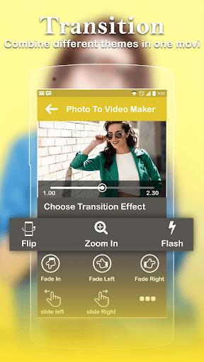 Photo Video Maker With Music-Movie Maker 5.3 screenshots 2