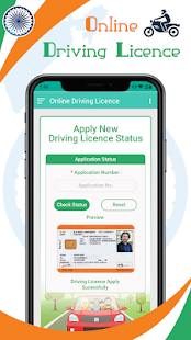 App Online Driving License Services APK for Windows Phone