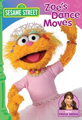 Sesame Street: Zoe's Dance Moves