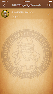 Stuffed Baked Potato Factory- screenshot thumbnail