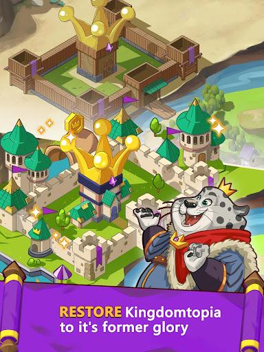 Kingdomtopia: Idle Animal Tycoon screenshots 10