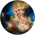Lord Ganesha Fireflies LWP icon