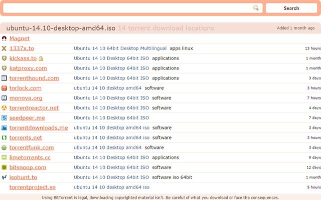 www.utorrent.ez search engine