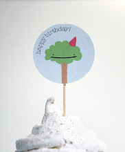 Photo: Birthday tree topper
